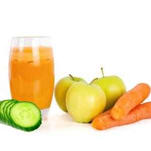 Carrot/ Cucumber/ Apple